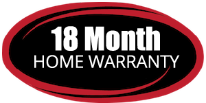 18 Month Home Warranty Logo