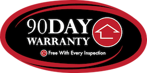 90 Day Warranty Logo