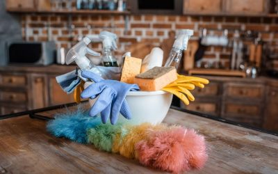 Spring Cleaning Tips: Areas of the Home That are Commonly Missed